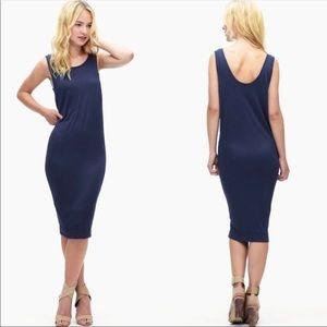 SPLENDID | Blue Sleeveless Dress